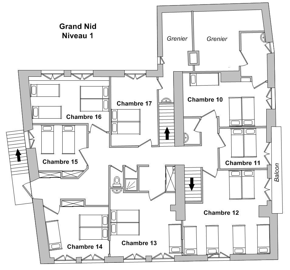 Plan GN Niv1
